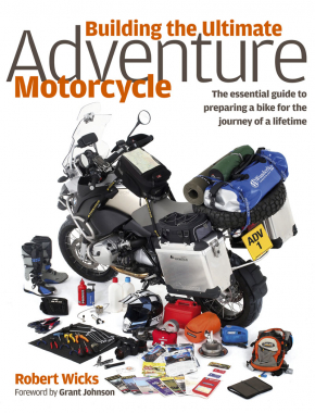 Building the Ultimate Adventure Motorcycle