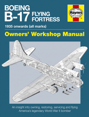 Boeing B-17 Flying Fortress Manual