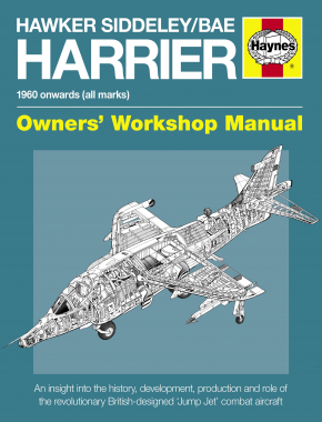 Hawker Siddeley/BAEHarrier Manual