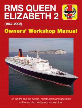 RMS Queen Elizabeth 2 Manual
