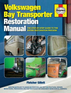 Volkswagen Bay Transporter Restoration Manual