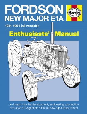 Fordson New Major E1A Manual
