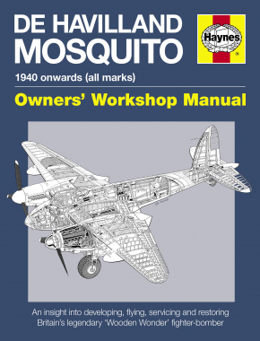 De Havilland Mosquito Manual