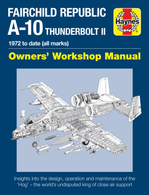Fairchild Republic A-10 Thunderbolt II Manual