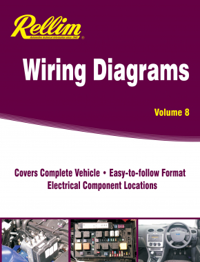 Rellim Wiring Diagrams Vol 8