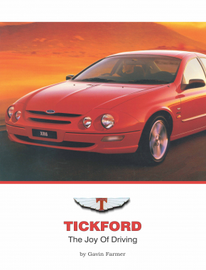 Tickford: The joy of driving