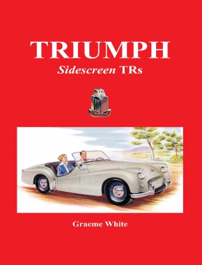 Triumph Side Screen TR's