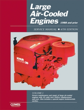 Proseries Large Air Cooled Engine Service Manual (1988 & Prior) Vol. 1