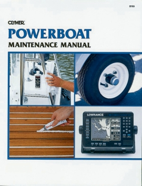 Powerboat General Maintenance & Service Repair Shop Manual