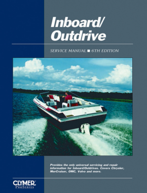 Proseries Inboard Outdrive Service Repair Manual
