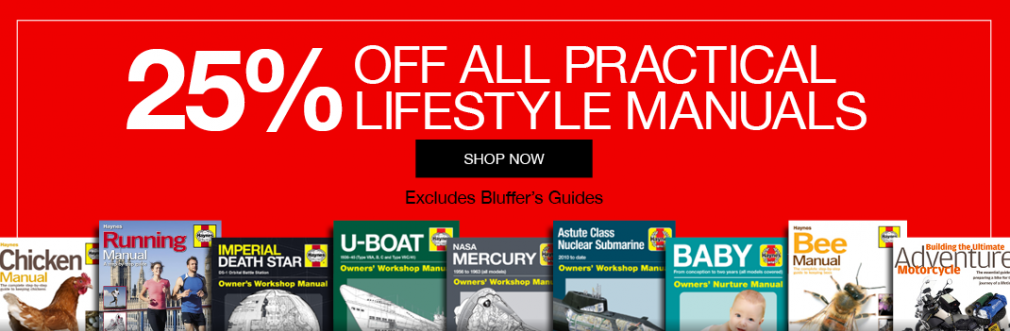 Practical Lifestyle Manuals