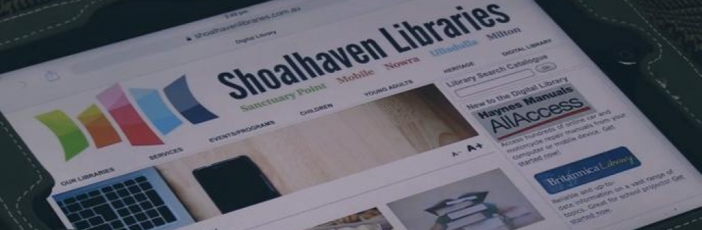Haynes AllAccess on the Shoalhaven Libraries website