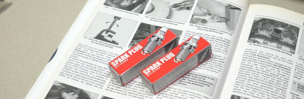 are motorcycle spark plugs the same