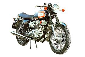 Triumph Trident (1969 - 1975) Repair Manuals