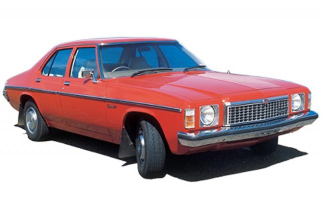 Holden SL
