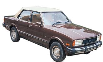Ford Cortina  77 - 80
