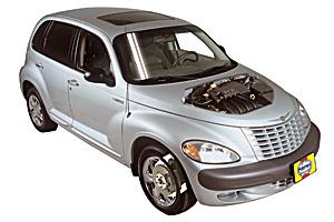 2.0 L, 2.4 L Oil Filler Cap Chrysler PT Cruiser 2001//2004
