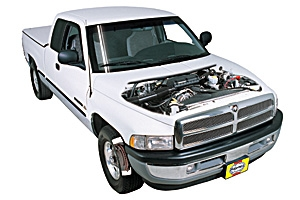 Dodge Ram 1500 1994-2001