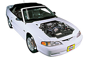 Ford Mustang 1994-2004 Haynes USA Workshop Manual