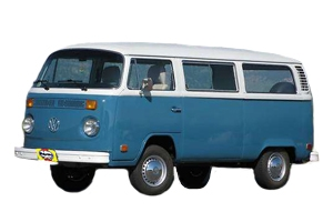 VW Transporter 1700+