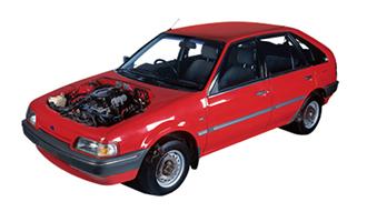 Ford Laser 1981 - 1989
