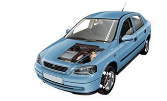 Holden Zafira (01-05)