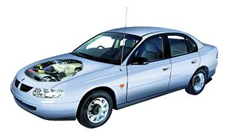 Holden Commodore (97-06)