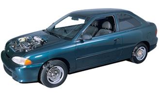 Hyundai Excel (86-00)