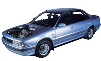 Mitsubishi Magna (91-96)