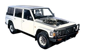 Nissan Patrol (88-97)