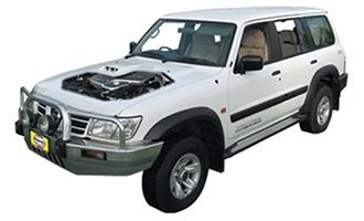 Nissan Patrol (98-14)