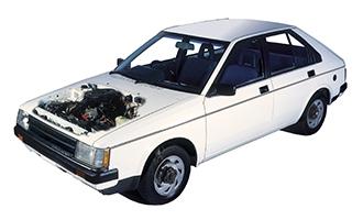 Nissan Pulsar (82-87)