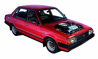 Subaru 1600 (79-94)