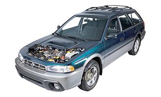 Subaru Liberty (89-98)