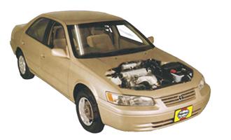 Toyota Camry (97-02)