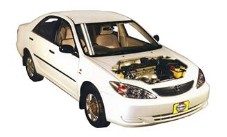 Toyota Avalon (00-06)