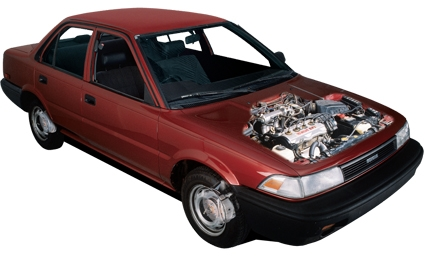 Toyota Corolla 1985 to 1992
