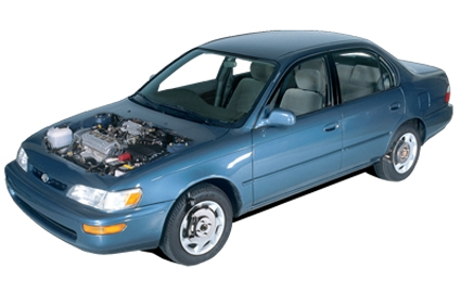 Holden Nova 1994 to 1997