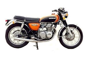 Honda CB550 Fours