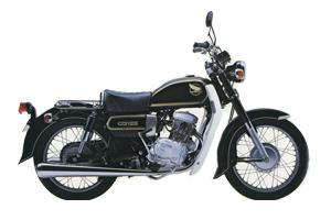 Honda CM125C