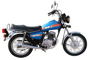 Honda CM185