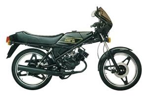 Honda MBX (UK)