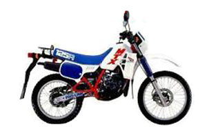 Honda MBX125 F
