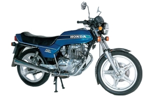 Honda VT1100C Shadow