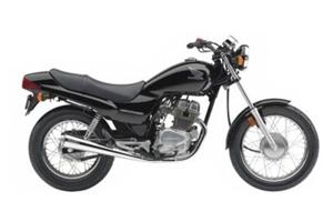 Honda Motorcycle CB250 Nighthawk (1991 - 2008) Repair Manuals on