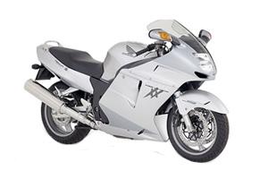 Honda CBR1100XX-W