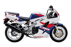 Honda CBR954RR