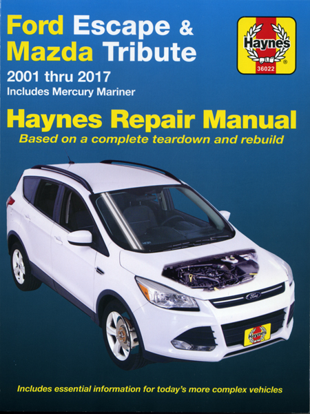Kuga Haynes Manuals