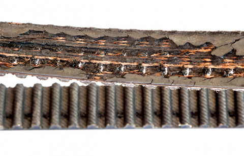 What happens when a timing belt fails?