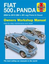 Haynes Manuals Fiat 500